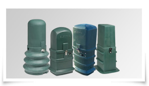 View Snyder above grade pedestals products.