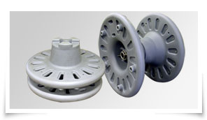 View Snyder Polymer Cable Reels
